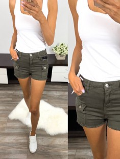 Taskutega lühikesed püksid