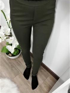 Viisakad detailidega püksid