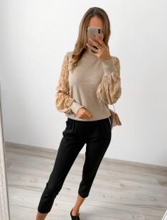 Pitsvarrukatega sviiter