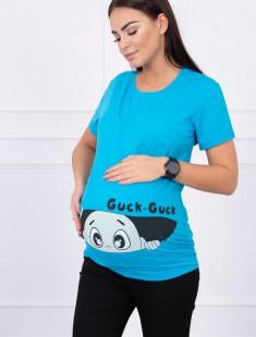 Puuvillane t-särk beebiootel emale