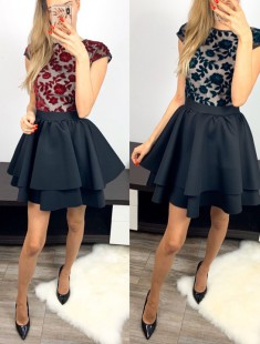 Pidulik skater stiilis kleit/ suurus 34
