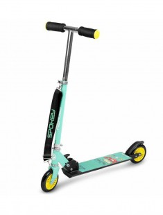 Scooter 120 MM SNAPP - GREEN