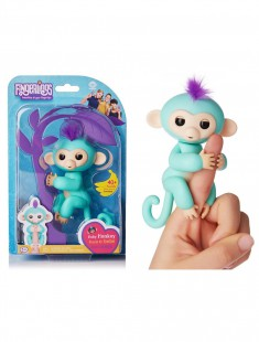Interaktiivne mänguasi Fingerlings Monkey
